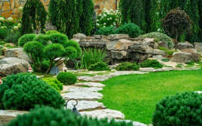 Complement the Best Artificial Turf in Tampa, FL with Plants and Outdoor Décor