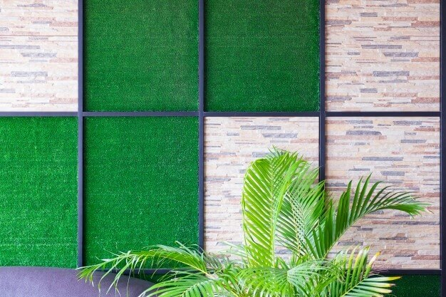Artistic Decorating Ideas Using Tampa Synthetic Grass